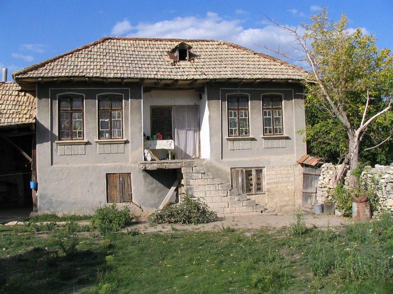 Immobilier mirovtsi shumen bulgarie maison 90m2 for Jardin 90m2