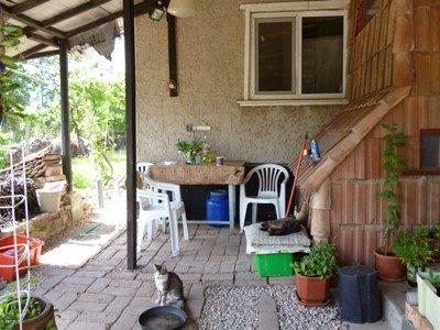 Immobilier bezhanovo dobrich bulgarie maison 120m2 for Jardin 120m2