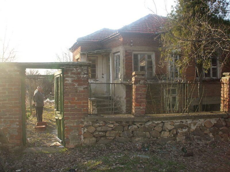Immobilier devetak burgas bulgarie maison 60m2 jardin for Jardin 800m2