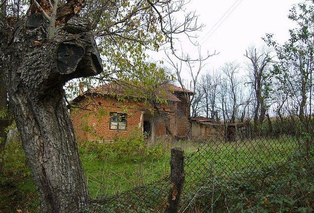 Immobilier sennik gabrovo bulgarie maison 58m2 jardin for Jardin 600m2