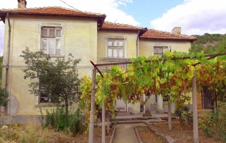 Immobilier kralevo haskovo bulgarie maison 130m2 for Jardin 130m2
