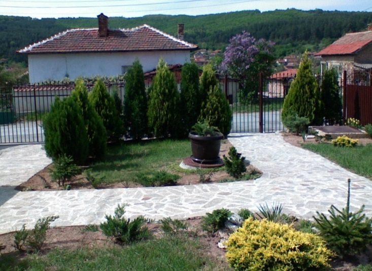 Immobilier gabra sofia province bulgarie maison de for Jardin 70 m2