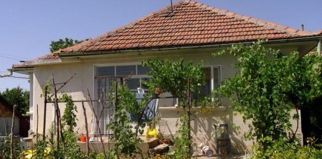 Immobilier krasen ruse bulgarie maison de 70m2 2 for Jardin 70 m2