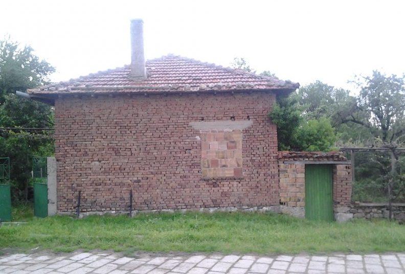 Immobilier pevtsite plovdiv bulgarie maison de 60m2 2 for Jardin 800m2
