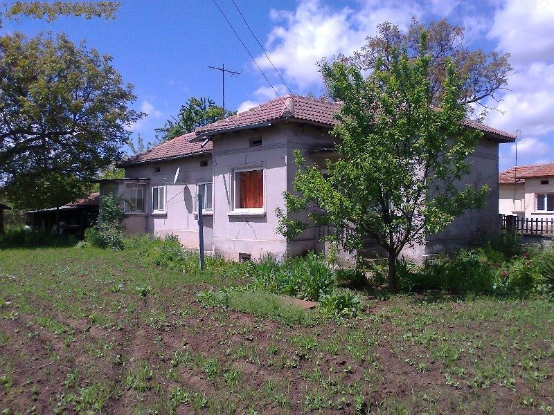 immobilien haus in kardam dobrich bulgarien haus 80. Black Bedroom Furniture Sets. Home Design Ideas