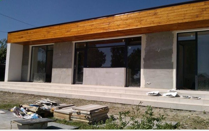 immobilien haus in sokolovo dobrich bulgarien haus 150 qm 3 schlafzimmer 650 qm. Black Bedroom Furniture Sets. Home Design Ideas