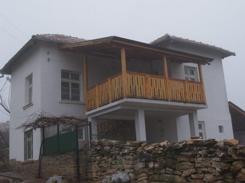 недвижимость в ЦАКОНИЦА, ВРАЦА, БОЛГАРИИИ - 2 этажный дом, 16 км ...