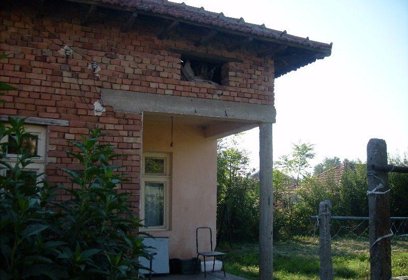immobilien haus in valchedram montana bulgarien 90 qm haus 2 schlafzimmer 800 qm garten. Black Bedroom Furniture Sets. Home Design Ideas