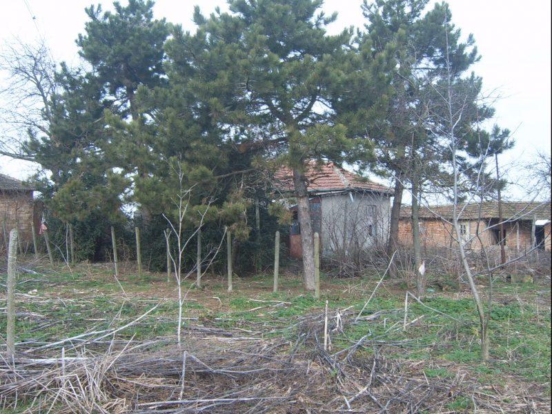 immobilien, haus in PLACHIDOL, DOBRICH, Bulgarien - 80 m2 Haus zur Renovierung, 3 Zimmer, Garten ...