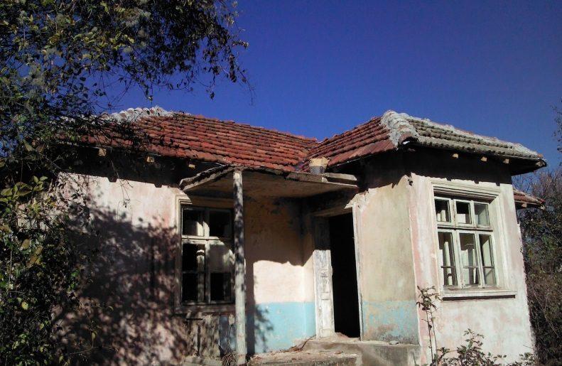 immobilien haus in galabnik pernik bulgarien 50 qm haus 400 qm garten den bergen 50 km. Black Bedroom Furniture Sets. Home Design Ideas