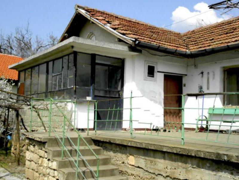 immobilien haus in krushuna lovech bulgarien 90 qm haus 1360 qm garten in einer bergigen. Black Bedroom Furniture Sets. Home Design Ideas