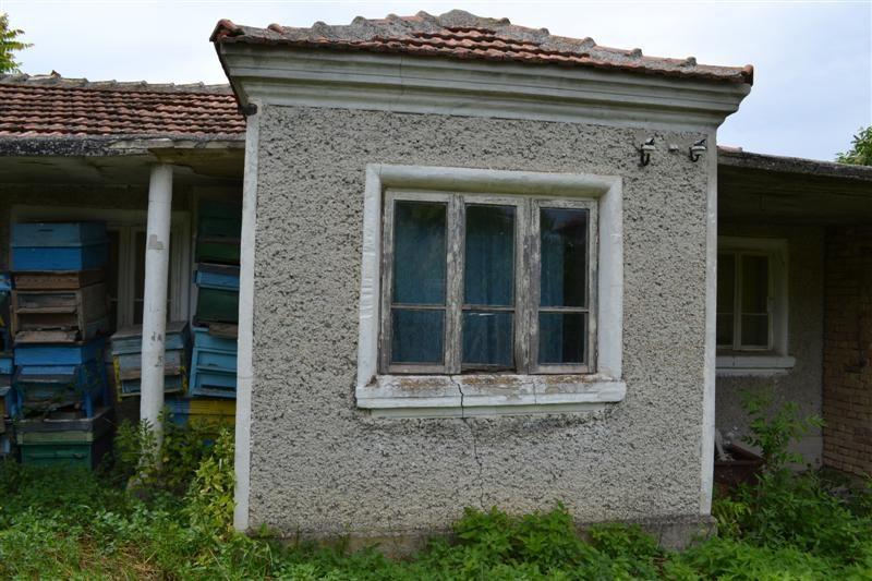 immobilien haus in kranevo dobrich bulgarien 60 qm bungalow 1000 sq m garten 1 5 km zum. Black Bedroom Furniture Sets. Home Design Ideas
