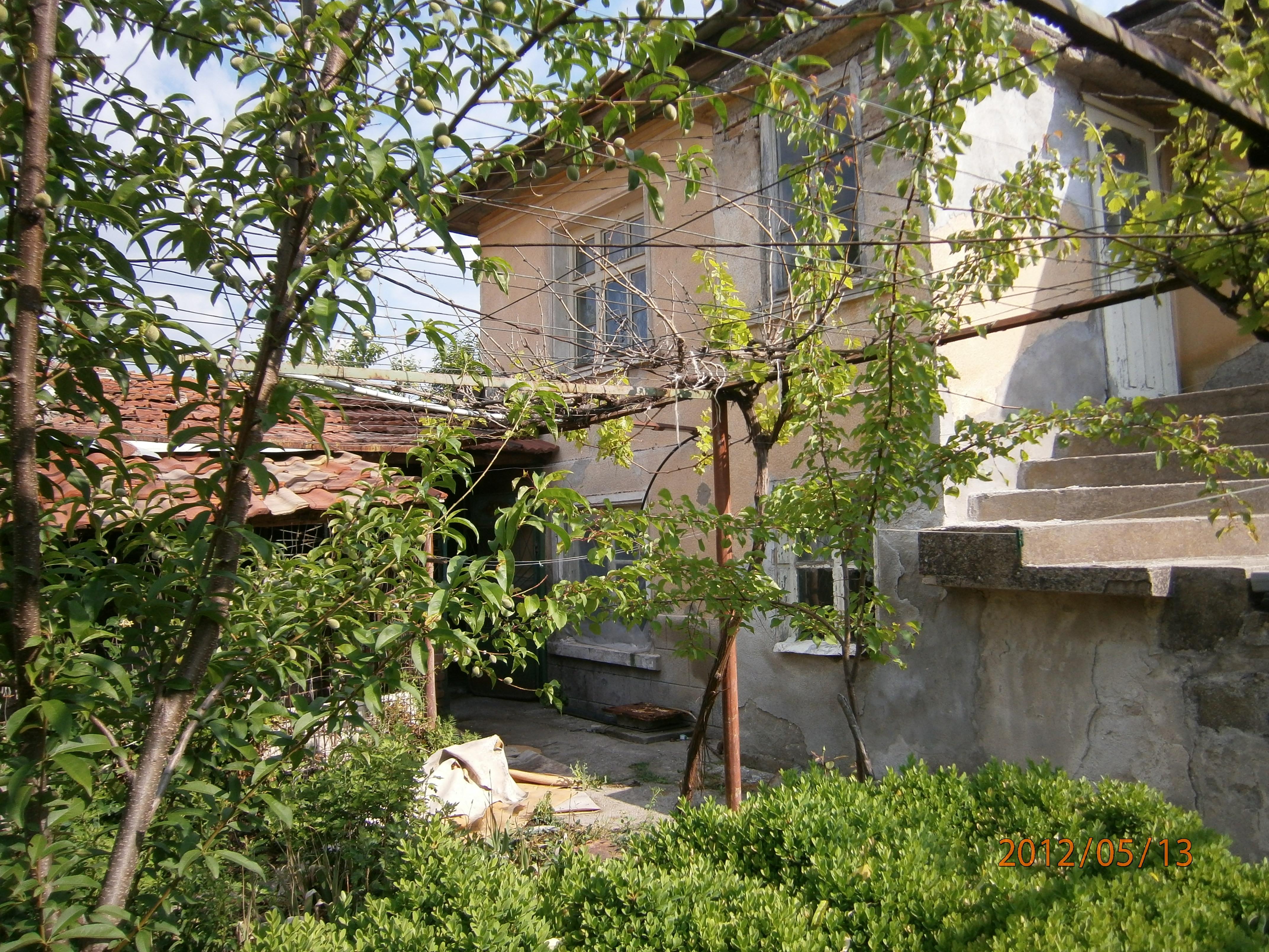Immobilier dimitrievo stara zagora bulgarie maison rurale vendre pas ch - Maison pas chere a vendre ...
