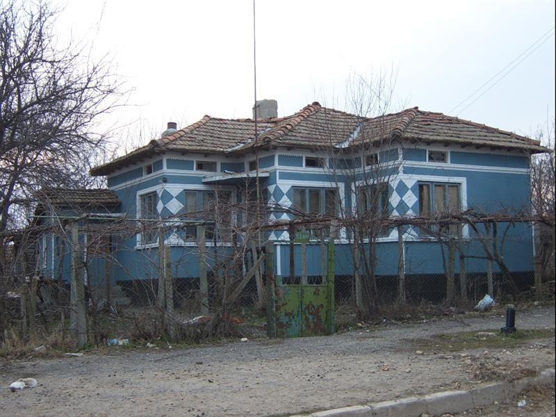 Immobilien haus in rositsa dobrich bulgarien 4 zimmer - Haus 69 ...