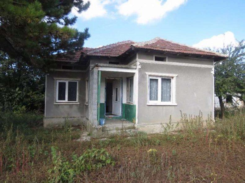 immobilien haus in kardam dobrich bulgarien 70 qm bungalow 800 m garten 8 km um general. Black Bedroom Furniture Sets. Home Design Ideas