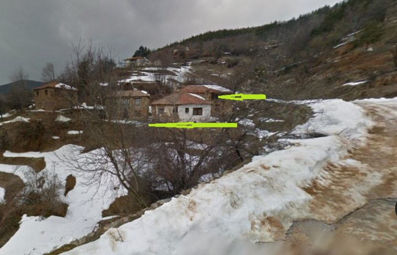 immobilien haus in krastatitsa smolyan bulgarien 120 qm steinhaus 4 zimmer 500 qm garten. Black Bedroom Furniture Sets. Home Design Ideas