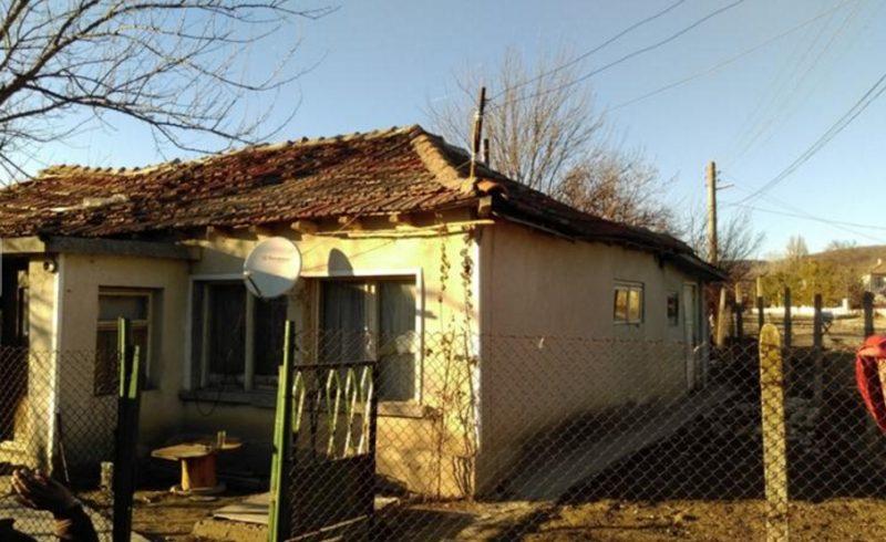 immobilien haus in batovo dobrich bulgarien 50 qm. Black Bedroom Furniture Sets. Home Design Ideas