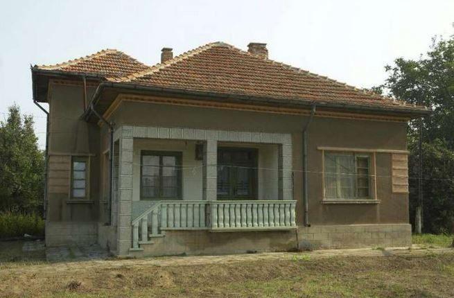 immobilien haus in baley vidin bulgarien 90 qm haus mit 3 zimmern 2000 m garten 13 km. Black Bedroom Furniture Sets. Home Design Ideas