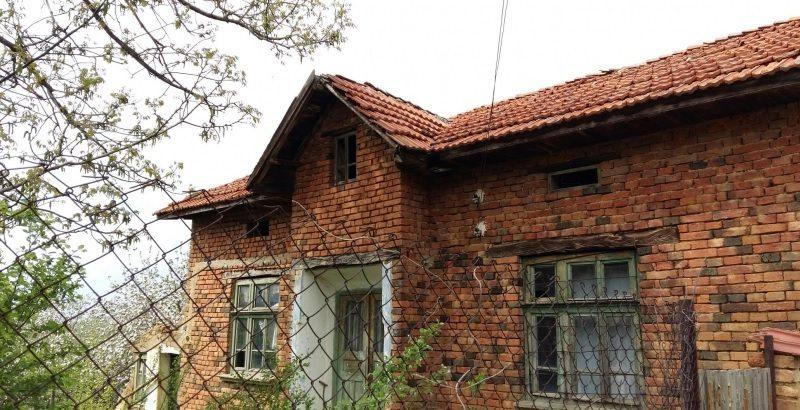 immobilien haus in komarevo vratsa bulgarien bulgarische billige immobilien in sch nen dorf. Black Bedroom Furniture Sets. Home Design Ideas