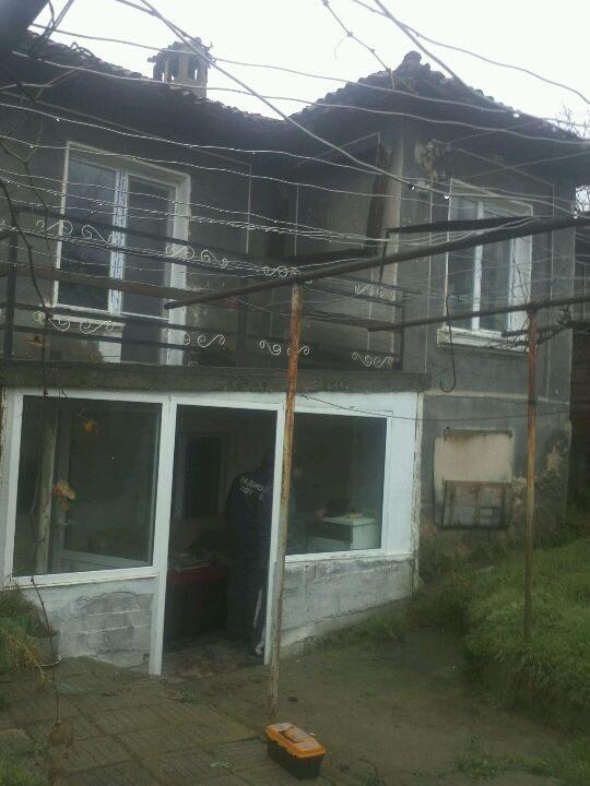 immobilien haus in borimechkovo pazardzhik bulgarien 120 qm haus 2 schlafzimmer 480 qm. Black Bedroom Furniture Sets. Home Design Ideas
