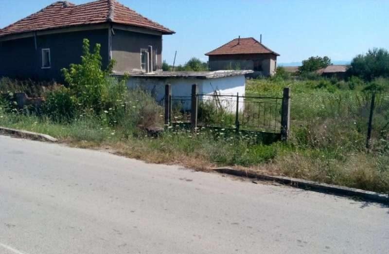 immobilien haus in osen vratsa bulgarien zwei h user mit 3000 qm garten jedes haus mit. Black Bedroom Furniture Sets. Home Design Ideas