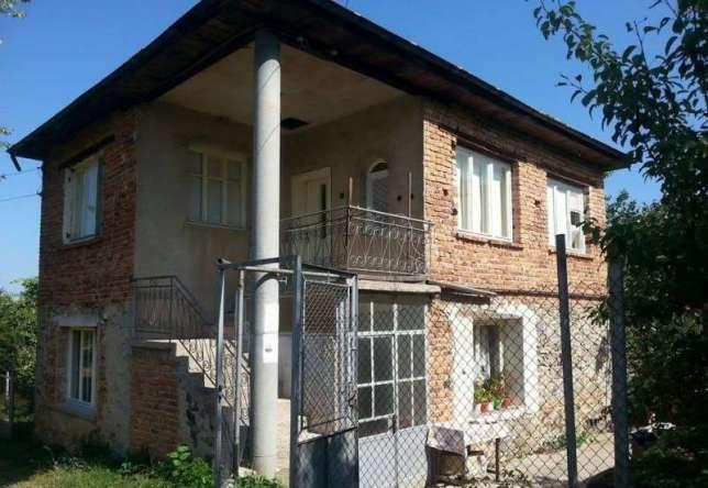 immobilien haus in novakovo plovdiv bulgarien 90 qm haus 6 zimmer 770 qm garten am fu e. Black Bedroom Furniture Sets. Home Design Ideas