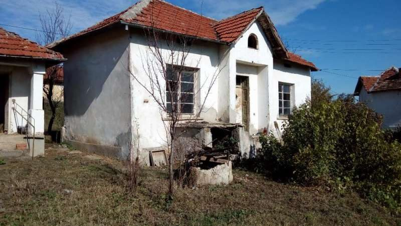 property house in krushovitsa vratsa bulgaria cheap