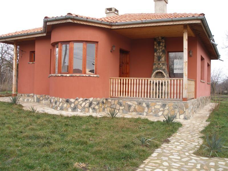 immobilien haus in gurkovo dobrich bulgarien haus 120 qm 3 schlafzimmer 2 b der 866 m. Black Bedroom Furniture Sets. Home Design Ideas