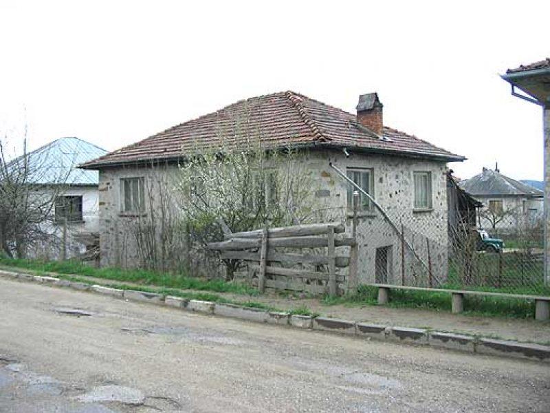 immobilien haus in dospat smolyan bulgarien steinhaus in der n he see dospat rhodopen. Black Bedroom Furniture Sets. Home Design Ideas