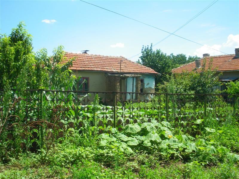 immobilien haus in general toshevo dobrich bulgarien haus 50 qm 2 zimmer grundst ck 1200. Black Bedroom Furniture Sets. Home Design Ideas