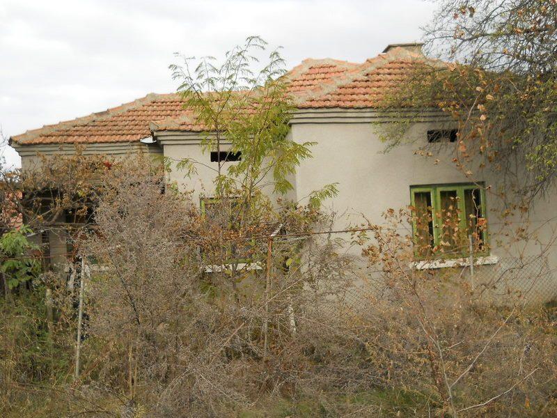 immobilien haus in kamen dobrich bulgarien 5000 qm. Black Bedroom Furniture Sets. Home Design Ideas