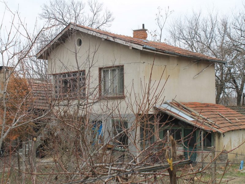 property house in stanevo montana bulgaria 2 houses