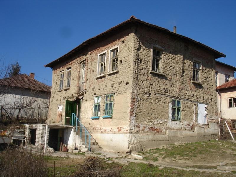 immobilien haus in kovachitsa montana bulgarien g nstige unterkunft gro er garten sch ne. Black Bedroom Furniture Sets. Home Design Ideas