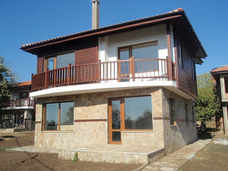 immobilien haus in goritsa burgas bulgarien 140 qm neues haus 3 bett 3 b der 15 km nach. Black Bedroom Furniture Sets. Home Design Ideas