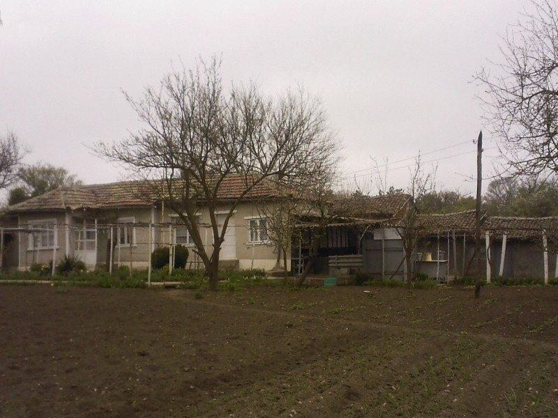 immobilien haus in vidno dobrich bulgarien haus 70 qm 3 schlafzimmer badezimmer land. Black Bedroom Furniture Sets. Home Design Ideas