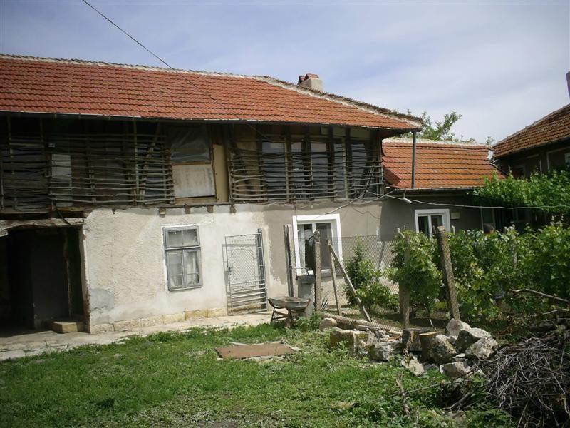 immobilien haus in dryanovets razgrad bulgarien haus 90 qm 4 zimmer bad keller. Black Bedroom Furniture Sets. Home Design Ideas