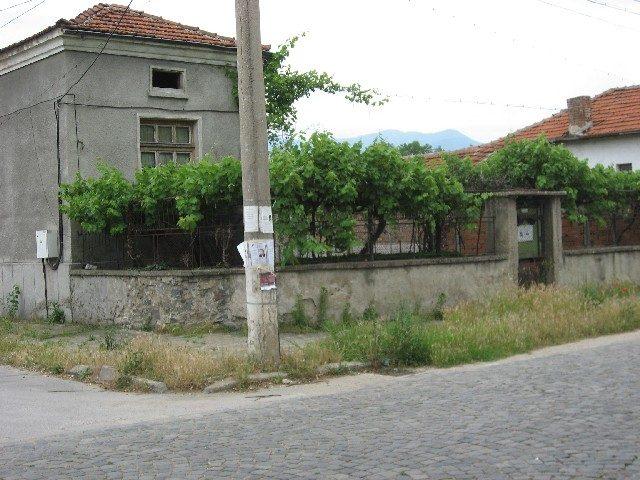immobilien haus in kurtovo konare plovdiv bulgarien zwei zimmer haus 60 qm 17km von plovdiv. Black Bedroom Furniture Sets. Home Design Ideas