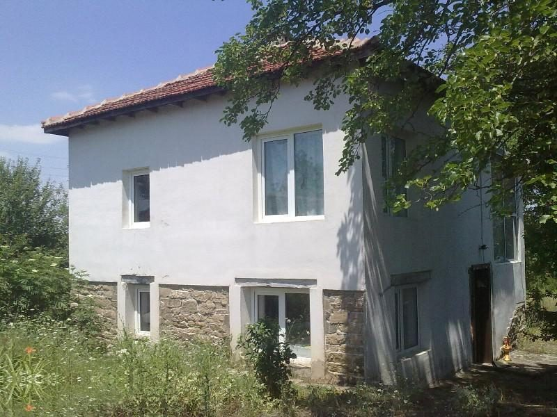property house in svetlina burgas bulgaria 140 m2