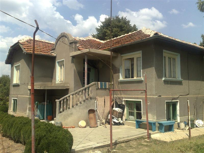 immobilien haus in tsonevo varna bulgarien haus 120 qm 3 schlafzimmer bad keller land. Black Bedroom Furniture Sets. Home Design Ideas