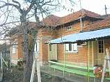House 90 sq.m., two bedrooms, land - 1686 sq.m., 52 km. from Veliko Tarnovo