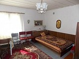 70 sq.m. furnished bungalow, 2 bedrooms, 1500 sq.m. garden