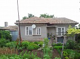 60 m2 house, 3 rooms, Garden 2400 sq.m., 20 km from General Toshevo