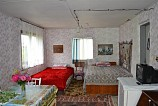 house 80 sq.m., 3 bedrooms, plot 1907 sq.m., on the banks of  river Danube