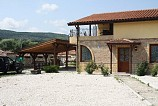 house 121 sq.m., 3 bedrooms, 2 bathrooms, plot 620 sq.m., 13 km. to sea