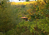 140 sq.m. new character house, 3 bed, 3 bath next to a river, forest, mountains