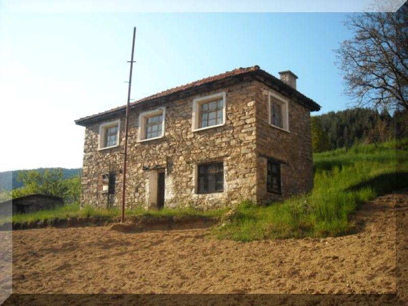 building a home property house in banite smolyan bulgaria house 120 31498