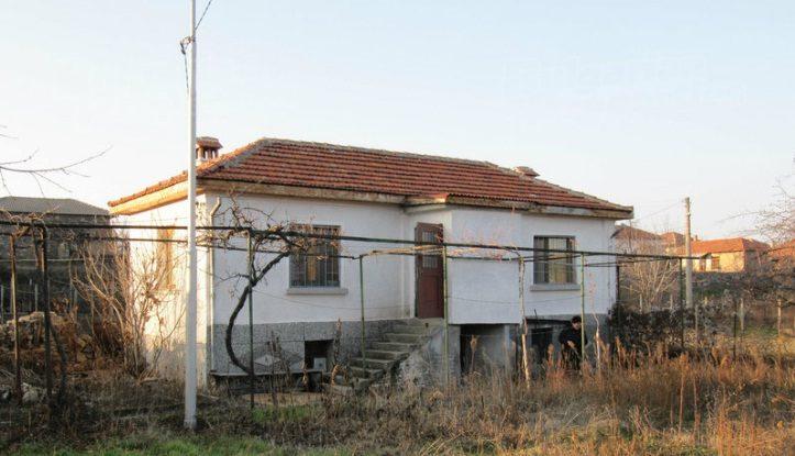 immobilien haus in novakovo plovdiv bulgarien 60 qm bungalow region plovdiv mit blick auf. Black Bedroom Furniture Sets. Home Design Ideas