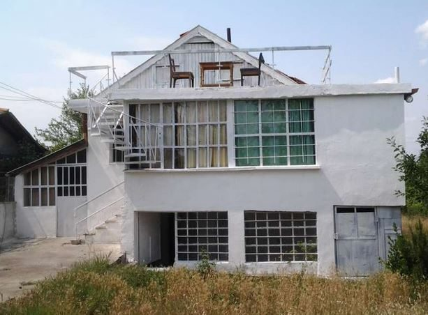 immobilien haus in balgarovo burgas bulgarien 80 qm villa 5 zimmer 1500 qm garten 20 km. Black Bedroom Furniture Sets. Home Design Ideas