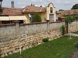 house 100 sq.m., 2 bedrooms, bathroom, basement, land 1450 sq.m., 25 km. from Shumen